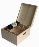wood wine box