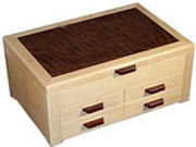 wooden jewelry packaging boxes
