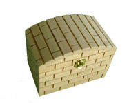 wooden gift boxes for packaging of jewelry